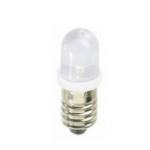 Lampe 4V/0.1A culot E10