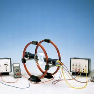 Charge spécifique de l'électron - Rapport e/m - Phywe France
