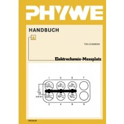 Manuel d'expériences mesure électrochimique - Phywe France