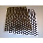 Modèle graphite, 2D