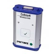 Cobra4 Wireless/USB-Link 2 avec câble USB - Phywe France