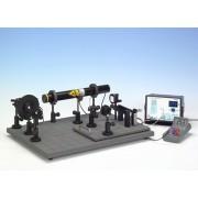 Interféromètre avec plaque optique - Techno - Phywe France