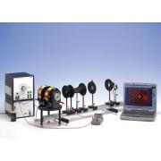 Effet Zeeman (avec électro-aimant, CMOS caméra et logiciel d'analyse) - Phywe France