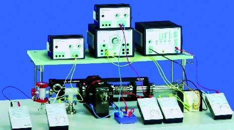Expérience de Stern-Gerlach - Techno Sciences - Phywe France