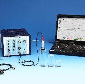 Vitesse des ultrasons dans les matériaux - Phywe France