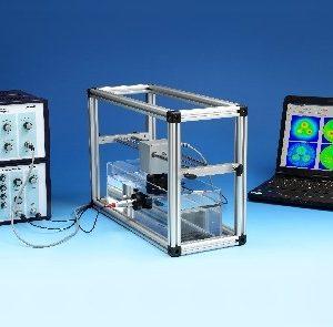 Tomographie ultrasonique assistée par PC - Phywe France